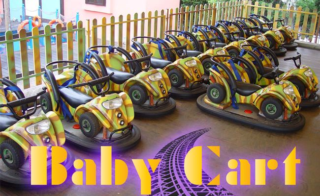 Baby, let's ride! Because little tots deserve to have some fun, too! Book your tickets online through Magic Park's brand new web portal at www.magicpark.gr