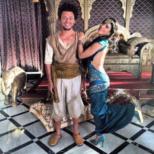 Les Nouvelle aventures d'Aladin : Déjà 1 million d'entrées pour Kev Adams