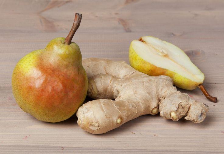 NEW FLAVOUR 2016: Pera profumata allo zenzero - Gelato with pulped fresh pears aromatized with ginger.