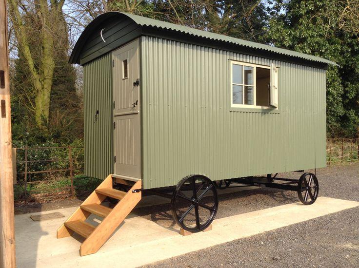 Tithe Barn Shepherd Huts | Shepherd Huts for sale