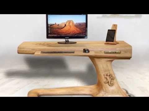 Computer Table DIY - Ideas Computer Table DIY -  DiY Computer Table