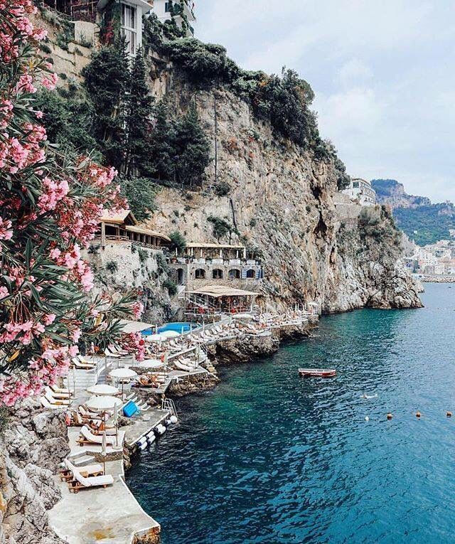 Wish to be there in Amalfi , Italy.