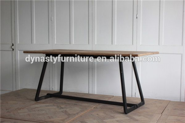 1000 ideas about industrial dining tables on pinterest for Mobilia kitchen table
