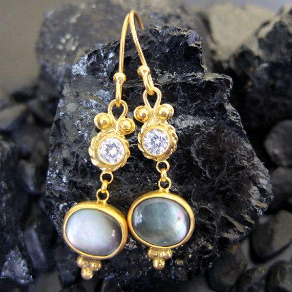 925K Sterling Silver Handmade Hammered Designer by izmirjewelry