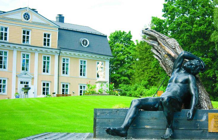 Svartå Manor in Raseborg, Finland