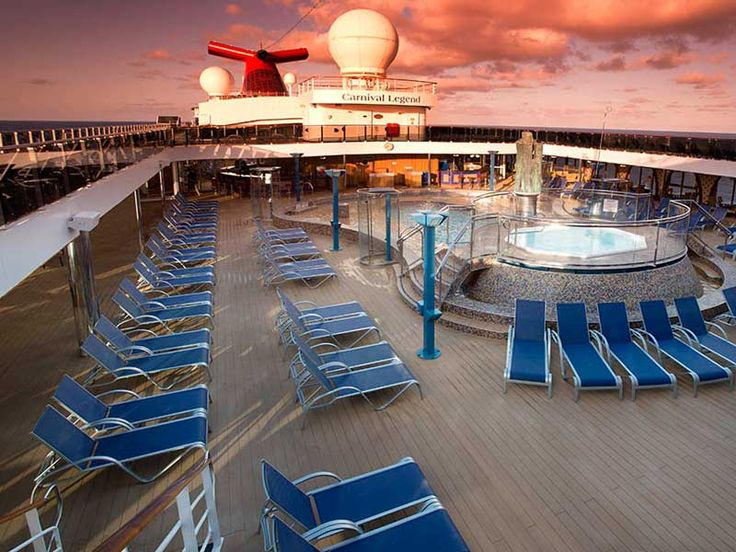 Carnival Cruise Lines Pacific Cruise Deal