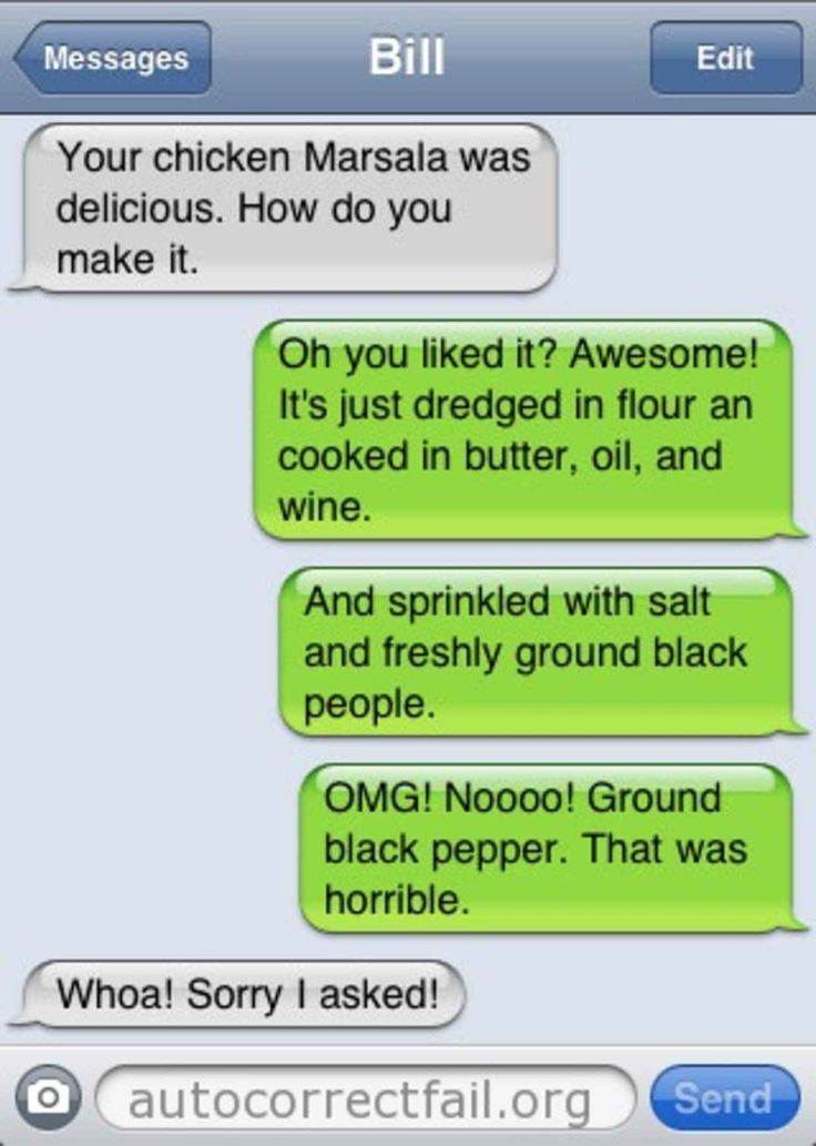 20 Hilarious and Best Autocorrect Fails - UltraLinx