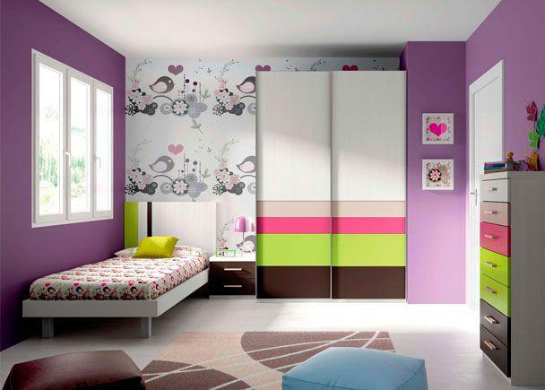 Zwillingszimmer gestalten  Die besten 25+ Habitaciones juveniles modernas Ideen auf Pinterest ...