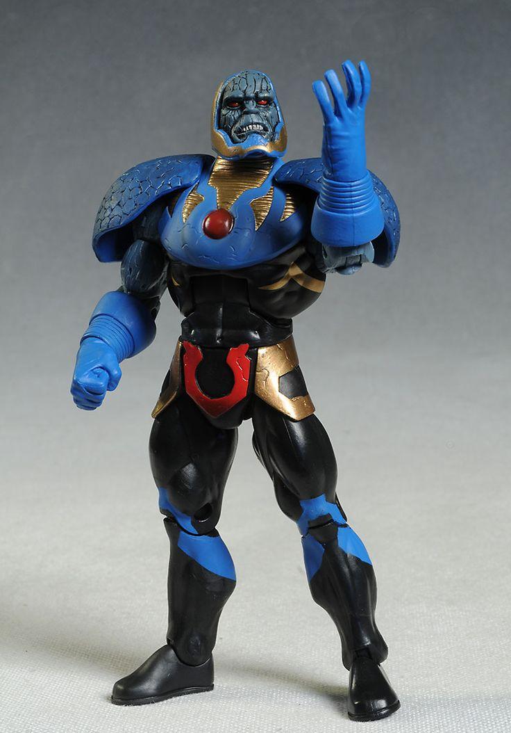 Darkseid, Aquaman DC Unlimited action figures by Mattel