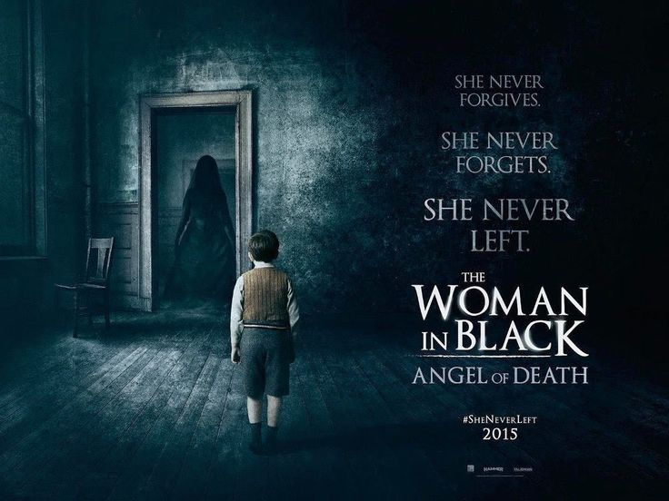 10. The Woman in Black: Angel of Death (2015): This is probably one of my favorite movies so far.  Although I have a lot of movies that I adore, this is my favorite so far. I love horror movies.