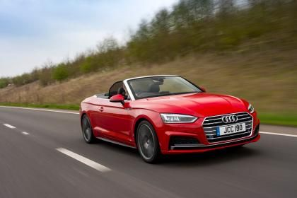 Audi A5 Cabriolet S Line 2.0 TDI review