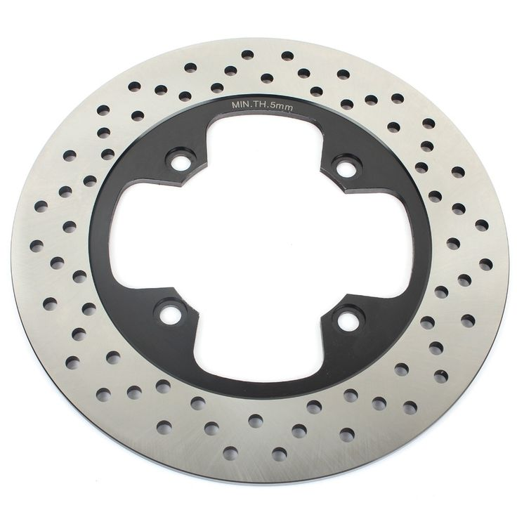 71.96$  Watch here - http://alixv7.shopchina.info/1/go.php?t=32723859395 - Rear Brake Disc Rotor for Sprint ST 955  1050 GT 1050 1050 i. Tiger 1050 ABS 08 09 10 11 12 13 14 71.96$ #buyonline