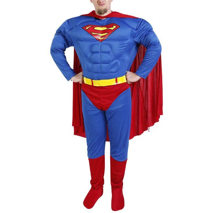 #Disfraz #Superman #superheroes #funny $69.99   #empspain la mayor tienda online de Europa de Merchandising oficial de bandas de #Metal  #HardRock  #Heavy  Ropa #Gotica  #Punk y todo lo que te hace falta para vivir el Rockstyle en toda su dimensión...