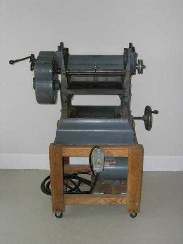 Photo Index - Sears | Craftsman - 112.1901 Craftsman Thickness Planer | VintageMachinery.org
