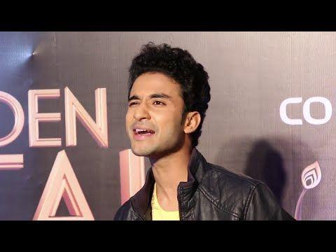 Raghav Juyal (Crocroaxz) at Golden Petal Awards 2016 red carpet.