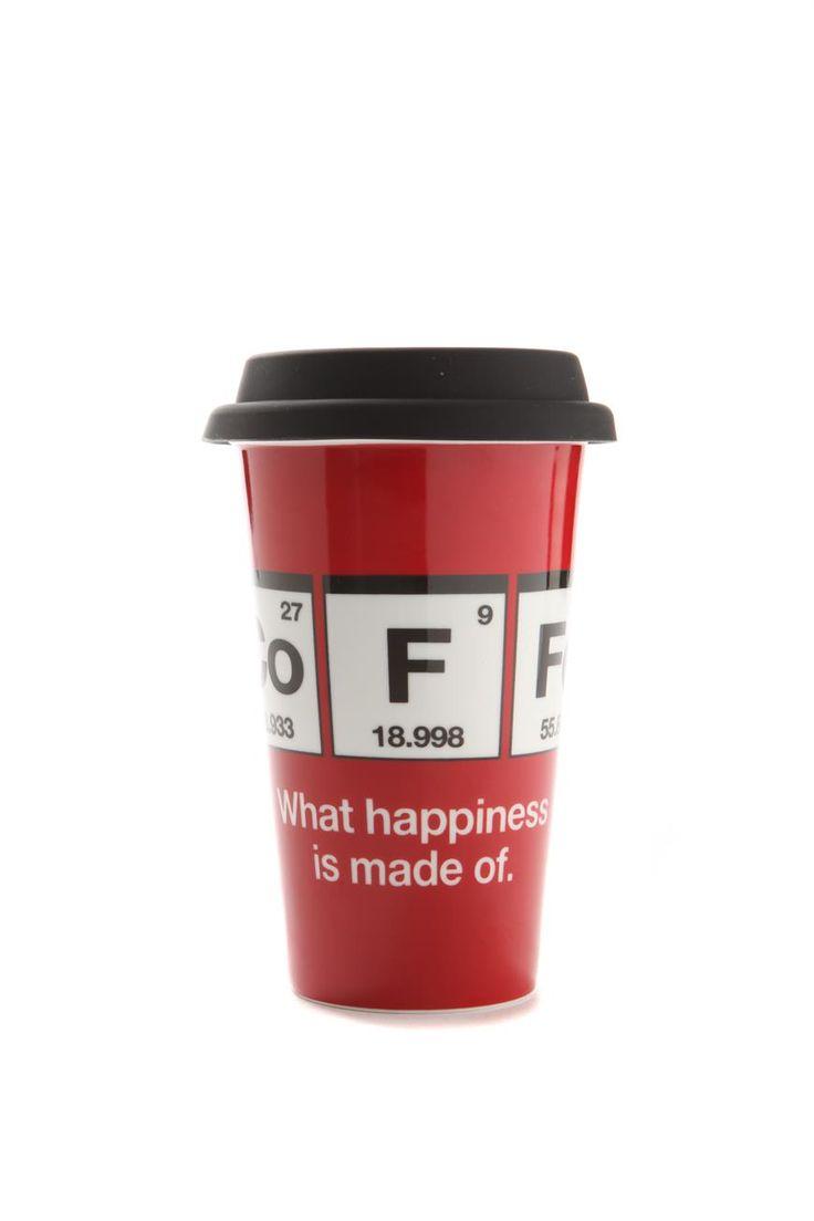 take away mug | Typo
