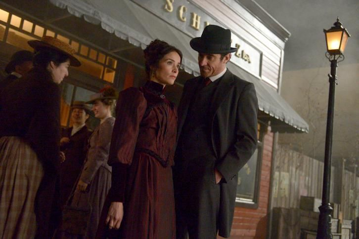 Timeless - Episode 1.11 - The World's Columbian Exposition - Promo Promotional Photos Interviews & Press Release
