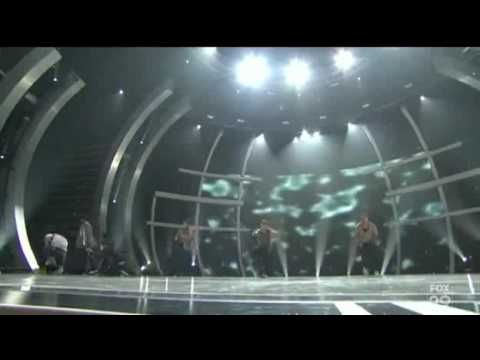 The LXD on SYTYCD - brilliant