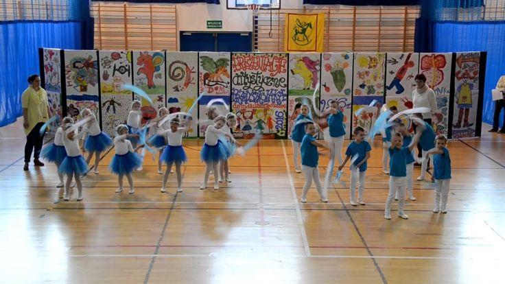 """""""Mam tę moc"""" - Dzieci 5 letnie w tańcu do piosenki z filmu """"Kraina lodu"""""""
