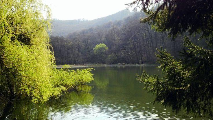 Szalajka-völgy, Halas tó