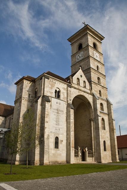 Alba Iulia Catedrala Catolica