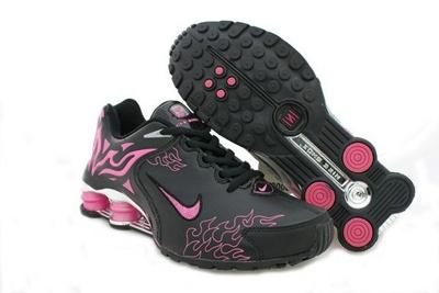 eee1208caa0 nike shox r4 torch women shoes black pink - Santillana ...