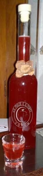 """Avete pranzato bene? preso un buon caffè? è tempo di offrire un rosolio, ci sono voluti 5 mesi per poterlo assaggiare... ma.... Alla Salute ;) """"Diospyros kaki"""" Il Rosolio degli dei http://www.lapulceeiltopo.it/forum/spiritolibero-le-ricette-dei-rosoli-e-liquori/2036-il-rosolio-degli-dei-diospyros-kaki#2819"""