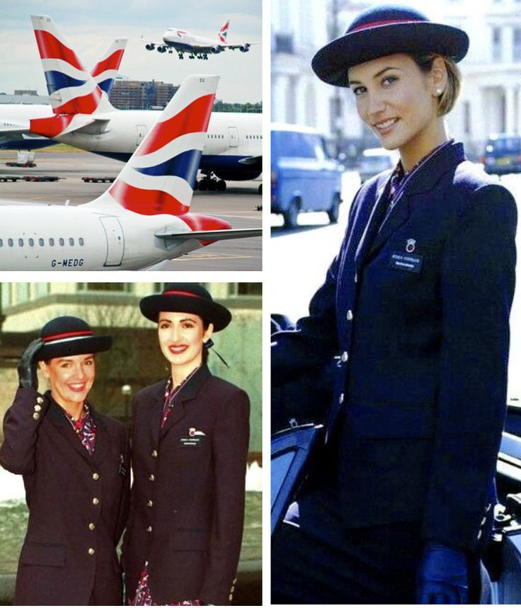 14 best My British Airways Days images on Pinterest Airplanes - british airways flight attendant sample resume