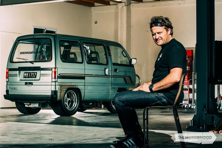 This Suzuki Carry van might once HAVE been the laughing stock oF New Zealand roads, but it now packs a very big punch and is not to be taken lightly We are going to assume that, like the first time we laid eyes on Nathan (Nate) Wilkie's wild Suzuki Carry van, the moment you flicke
