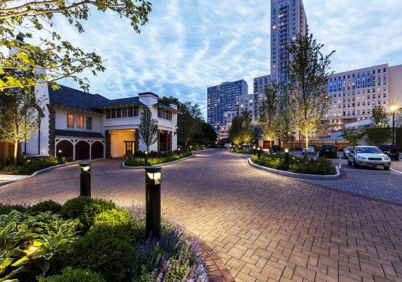 Unilock - Saddle and Cycle Club with Eco-Priora pavers with Il Campo finish in Chicago