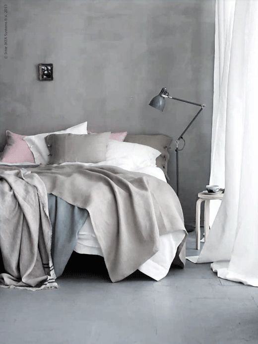 I love the simplicity of this room. TOUCH den här bilden by IKEA Sverige