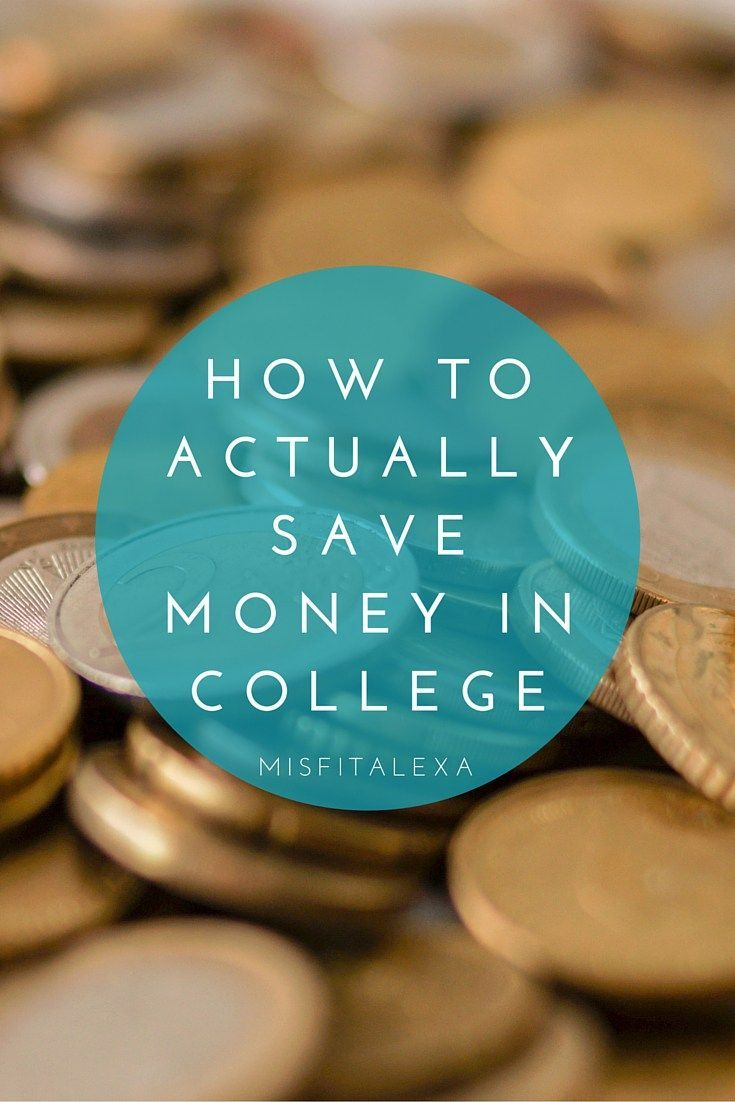 118 Ways to Save Money in College