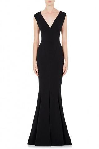 Persephone Gown - Black
