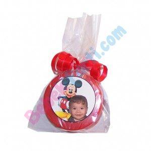 Mickey Mouse Poşetli Bebek Sabunu