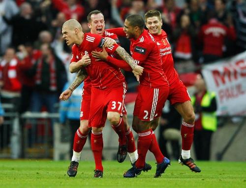 Skrtel. #Liverpool Player of the Season