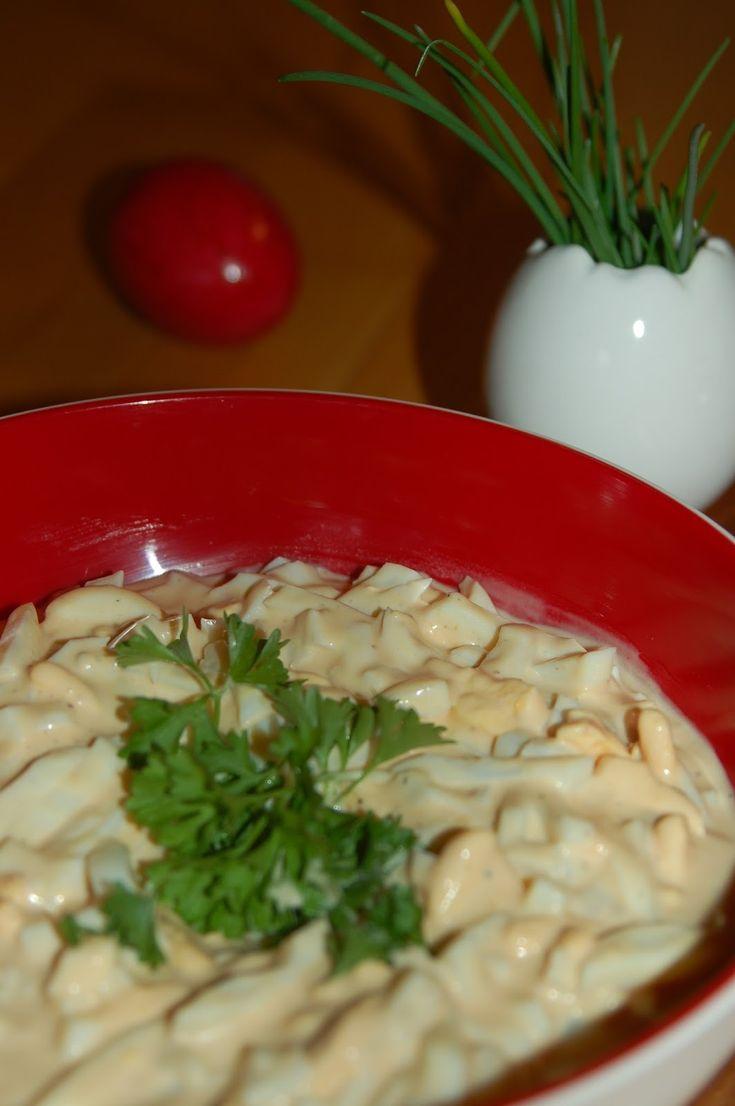 : Oh Du dickes Ei! Rezept für den leckersten Eiersalat ever - schnell, einfach und sooooo lecker