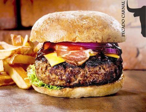 2 o 4 hamburguesas de carne de Kobeoferta