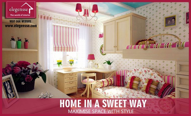 #Elegensse provide #kidsroominteriordesign Simply like,share & comment for more update...http://ow.ly/FLIcw