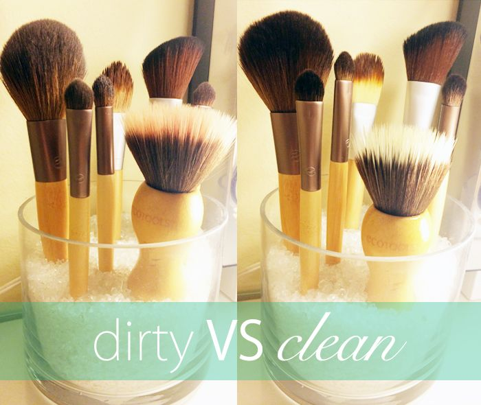 http://www.mysightofbeauty.com/how-to-clean-your-makeup-brushes/ #beauty