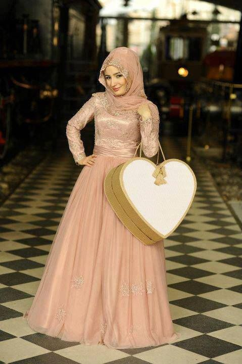 Hijabi engagement dress..or formal occasions