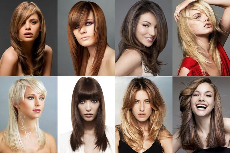 Layered Long Hairstyle as Long Hair Ideas for Women