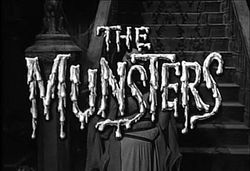 The Munsters is an American family television sitcom depicting the home life of a family of monsters. It stars Fred Gwynne as Herman Munster and Yvonne De Carlo as his wife, Lily Munster. The series was a satire of both traditional monster movies and popular family entertainment of the era.