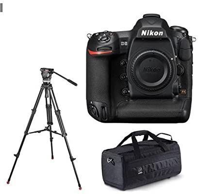 Amazon Com Nikon D5 Dslr Body Bundle With Sachtler 1001 3 Section Aluminum Tripod With Ace M Fluid Head Black Sachtler S In 2020 Dslr Camera Bag Digital Slr Camera