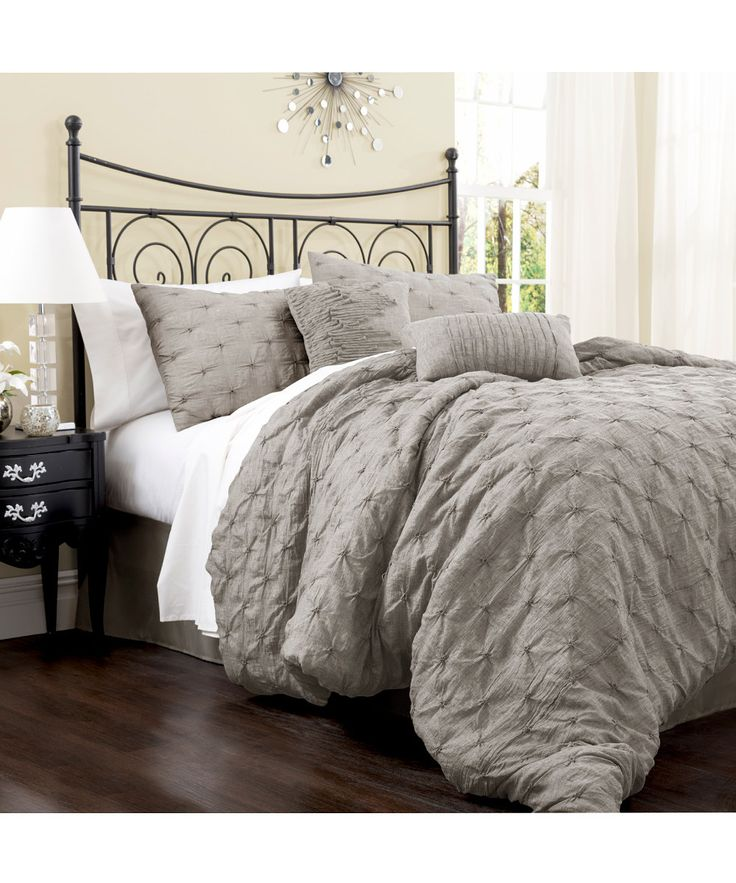 gray lake como comforter set i need a masculine set for the guest room
