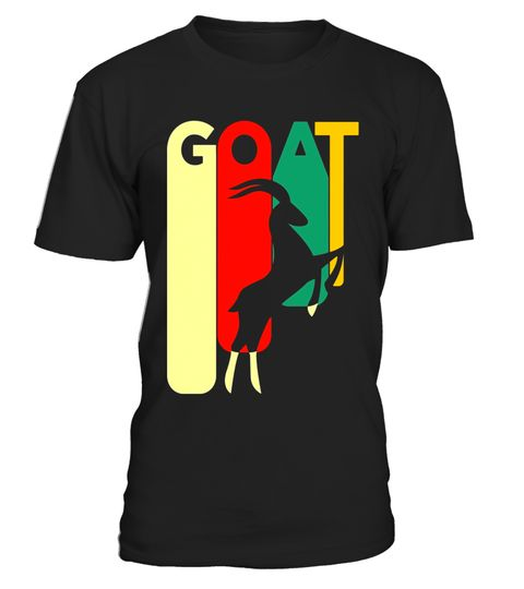 # Goat Vintage Style Silhouette TShirt .  Special Offer, not available in shops      Comes in a variety of styles and colours      Buy yours now befor…