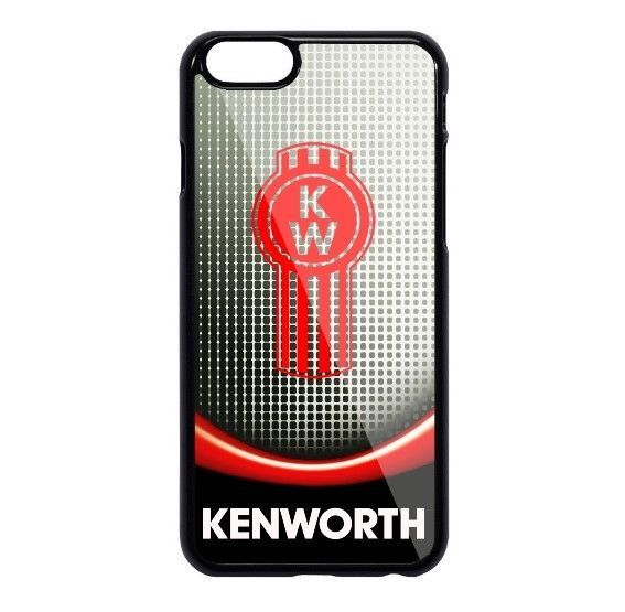 New Kenworth Trucks Logo Special Edition For iPhone 7,7 Plus & iPhone X