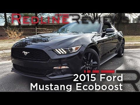 For thrill-seeking muscle car enthusiasts wanting an exhilarating ride, look no further than to the 2015 Ford Mustang EcoBoost. This vehicle has it all: a deep guttural rumble, a wide-eyed force of torque in acceleration, and a fuel-efficient engine...