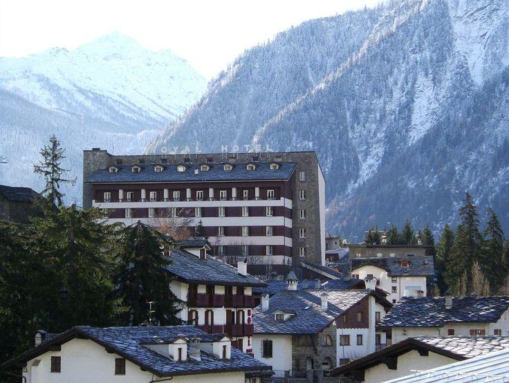 Grand Hotel Royal E Golf Courmayeur