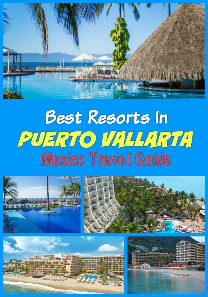 The Top Ten All Inclusive Puerto Vallarta Resorts in Mexico: Hard Rock Hotel Vallarta, Crown Paradise Golden, Velas Vallarta Suites Resort, Crown Paradise Club, Hilton Resort, Barcelo, Fiesta Americana, Hyatt Ziva, Park Royal, Grand Palladium Vallarta Resort & Spa