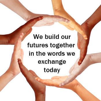 English and Various Intercultural Communication: together we build our diverse future as a global community.